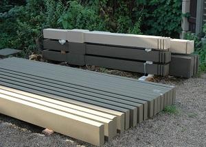 Фото опор из бетона для ограждения