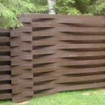 Забор - плетенка