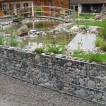 Ограда для клумбы