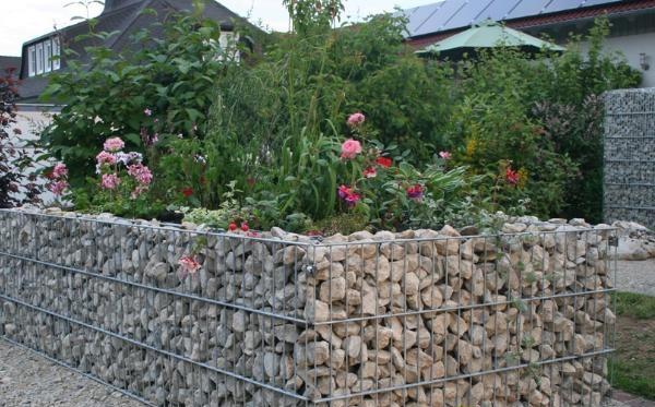 Ограда пергоны