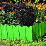Ограды в саду