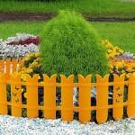 Садовые оградки