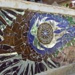 Ограждение мозаика