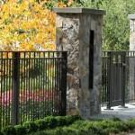 Красивые ограды