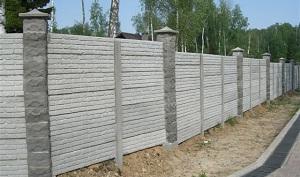 Столбики для ограды