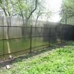 Изгороди на даче