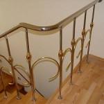 заграждение лестницы