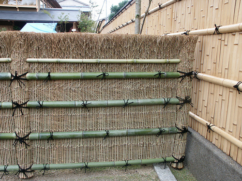 ограда из этого материала