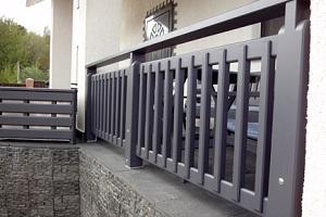 ограды балконов