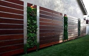 украшение оградки