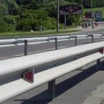 дорожный барьер