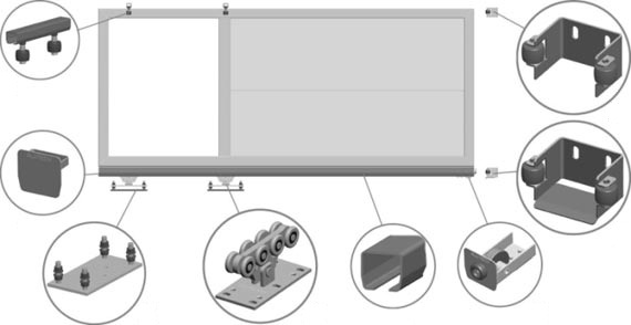 наглядная схема конструкции