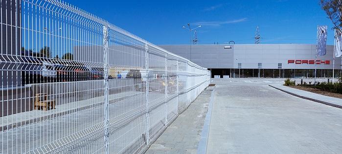 3d ограда