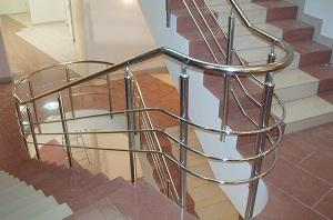 пример на лестнице
